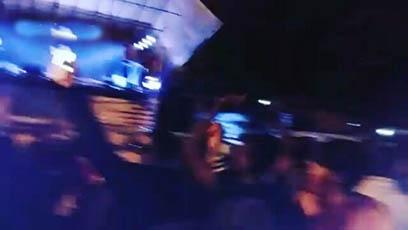 دانلود فیلم رقص مختلط میلاد پیامبر در پارک ملل ساری با اهنگ معین