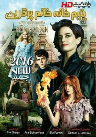 دانلود فیلم Miss Peregrine's Home for Peculiar Children 2016 با دوبله فارسی