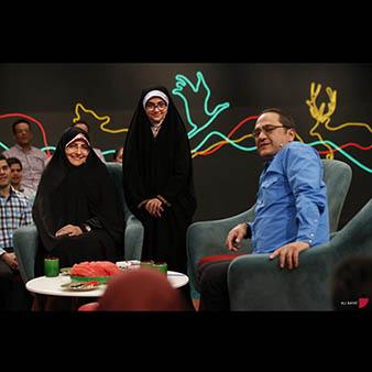 دانلود برنامه خندوانه خانواده شهید رضایی نژاد 20 فروردین 96