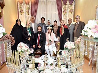 آیا نرگس محمدی با علی اوجی ازدواج کرده است؟ / ع عقد و عروسی نرگس محمدی