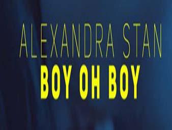 دانلود اهنگ boy oh boy از alexandra stan