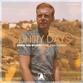 دانلود اهنگ sunny days از armin van buuren ft josh cumbee