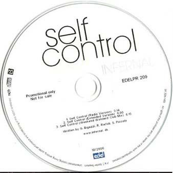 دانلود آهنگ infernal self control