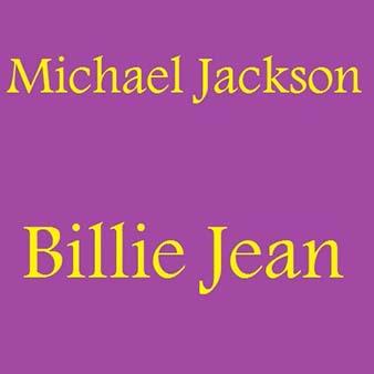 دانلود آهنگ بیلی جین مایکل جکسون 320