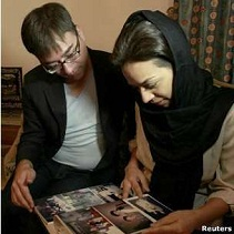 عکسهای کشف حجاب فاطمه ربانی دختر رئیس جمهور افغانستان
