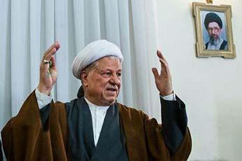 ایت الله هاشمی رفسنجانی در سن 82 سالگی درگذشت 19 دی 95