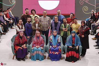 دانلود برنامه خندوانه گروه موسیقی رستاک 5 بهمن 95