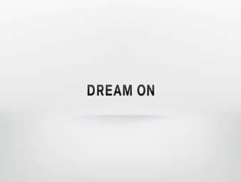 دانلود اهنگ dream on