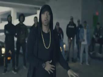 دانلود فیلم دیس و توهین امینم eminem خواننده هیپ هاپ به دونالد ترامپ