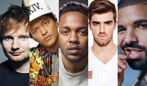 دانلود مراسم American Music Awards 2017 با لینک مستقیم