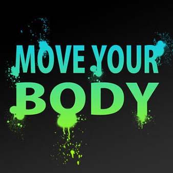 دانلود آهنگ move your body