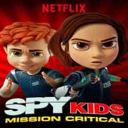 دانلود برنامه کودک بچه های جاسوس 1 و 2 با دوبله فارسی