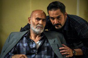 جمشید هاشم پور در فیلم درخونگاه
