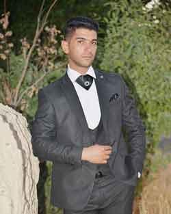 عکس های جدید ابراهیم اسماعیلی در مسابقه خوانندگی اوسس ترکیه